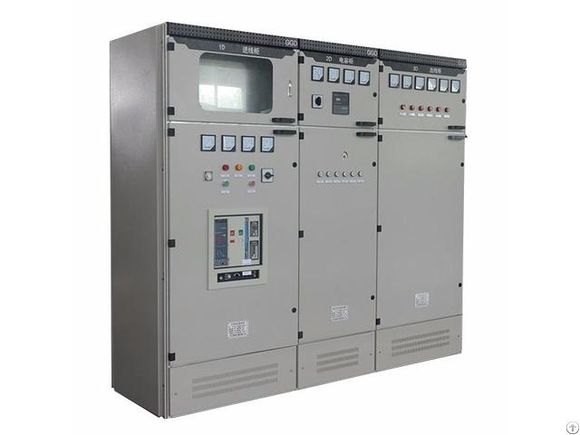 Low Voltage Switchgear Ggd