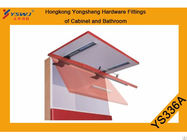 Upturning Soft Close Slides Mechanism Ys336a