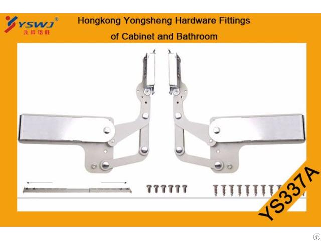 Pneumatic Vertical Door Lift Up Mechanism