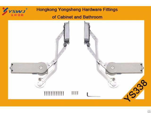 Hydraulic Vertical Swing Lift Up Mechanism Ys338