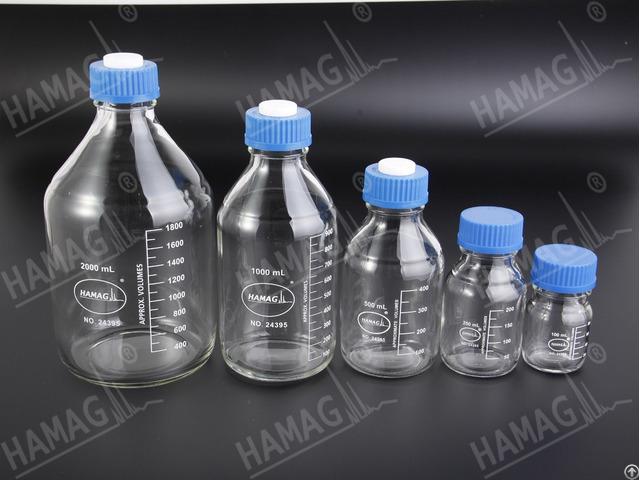Mobile Phase Solvent Bottle