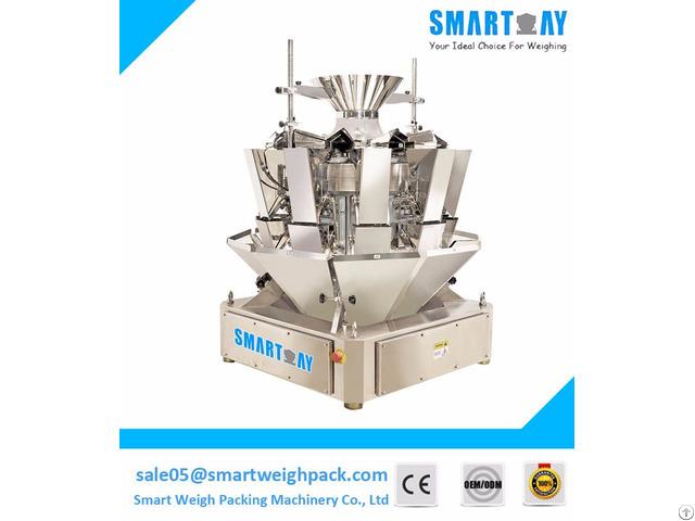 Sw-m10 10 Head Multihead Weigher