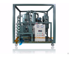 Series Zyd I Double Stage Vacuum Transformer Oil Regeneration System