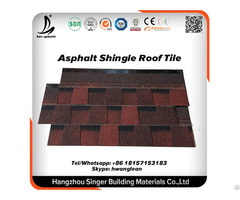 Color Asphalt Shingles