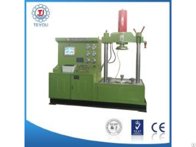 Safety Valve Test Bench