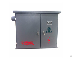 Low Voltage Metering Box