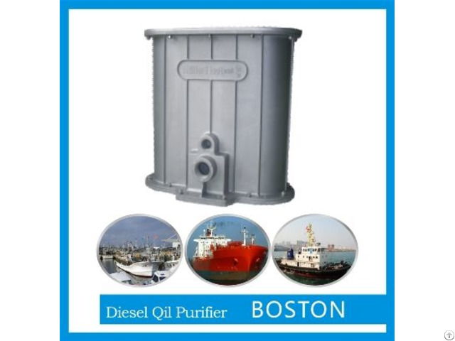 Diesel Fuel Purifiers For Oil Fields