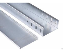 Cable Tray Protects Cables From Corrosion
