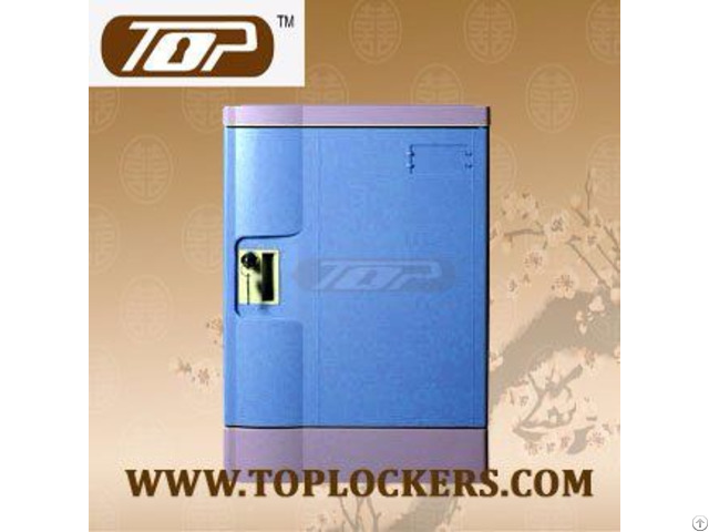 Six Tier Storage Lockers Abs Plastic Navy Color