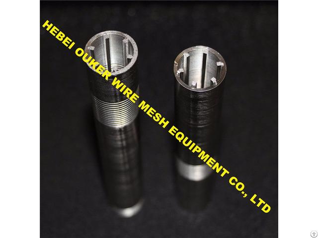 High Precision Slot Tube Wedge Wire Screen Welding Machine
