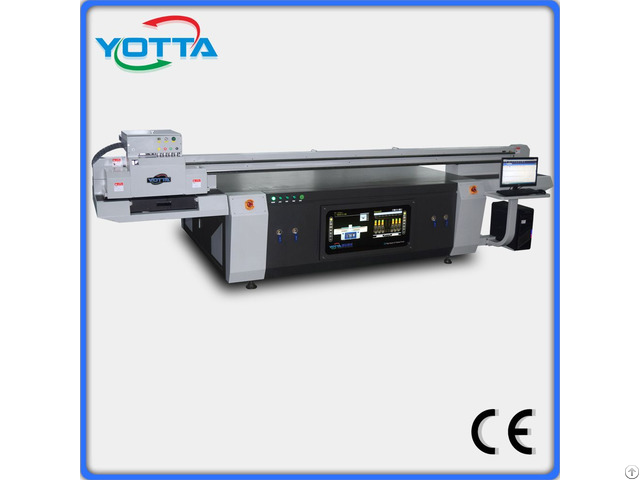 3d Effect Yotta Uv Printer Digital Glass Printing Machine