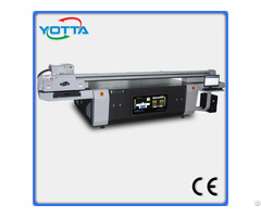 3d Effect Yotta Uv Printer Digital Glass Printing Machine