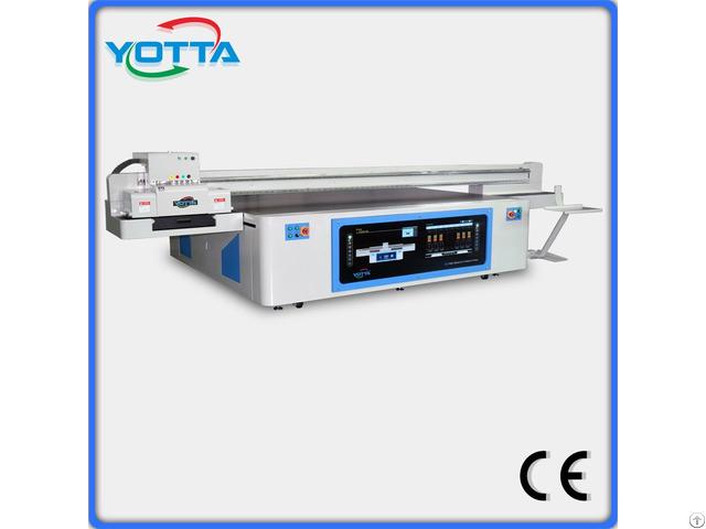 Yotta Flatbed Uv Printer Pvc Background Printing Machine