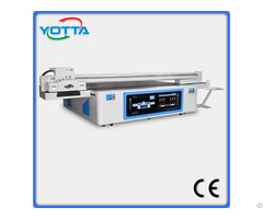 Yotta Flatbed Uv Printer Pvc Background Printing Machine