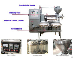 Cooking Oil Pressing Machinery For Sale