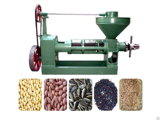 Mini Oil Expeller Press Machine For Sale