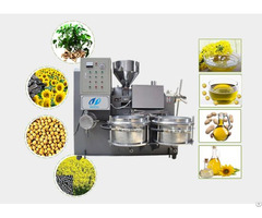 China Best Manufacturer Of Multi Function Oil Expeller Press Machine