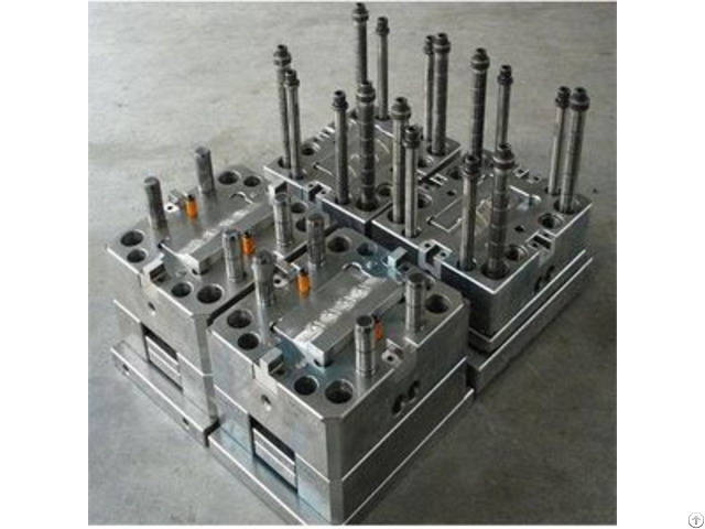 Plastic Center Stack Mold Making For Auto