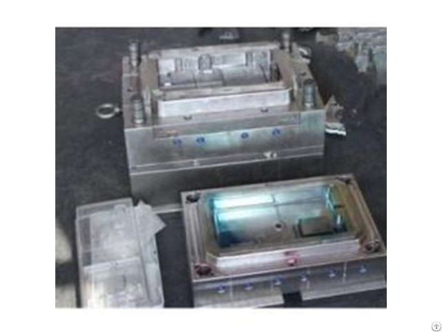 Plastic Electricity Meter Box Injection Mold