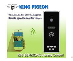 Gsm Apartment Intercom 3g 4g Optional