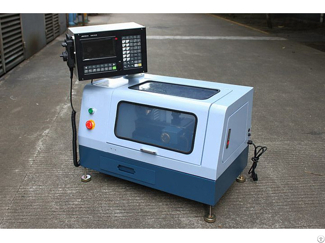 Small Mini Type Cnc Desktop Lathe For Hobby