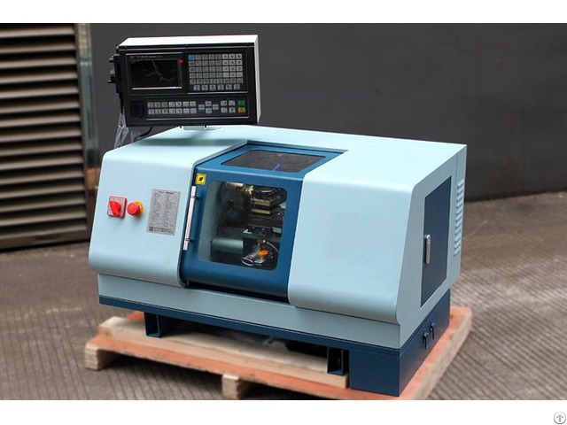 Ck210 Tensile Lathe Sample Preparation Machine
