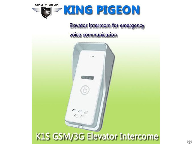 Gsm Elevator Intercom 3g 4g Optional