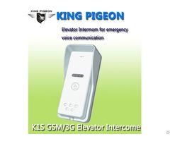 Gsm Elevator Intercom 3g 4g Optional