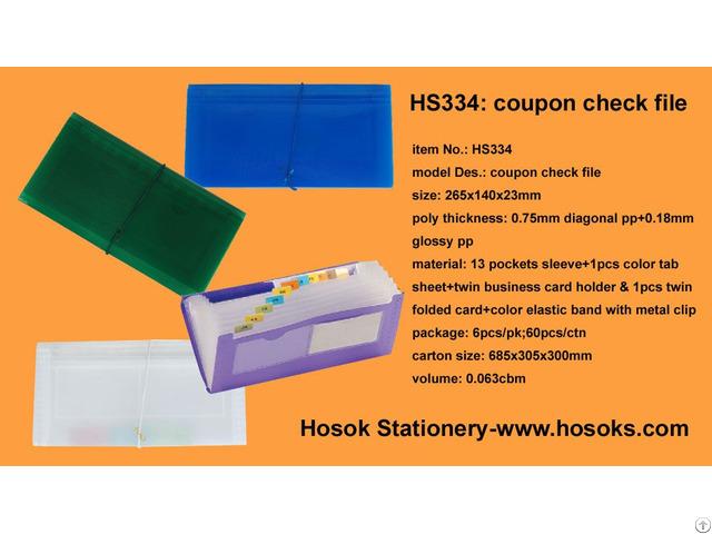 Hs334 Coupon Check File