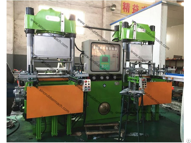 Xincheng Yiming Vacuum Rubber Compression Molding Machine