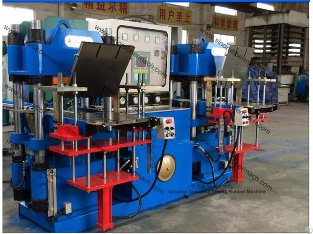 200t Rubber Compression Molding Machine Xincheng Yiming