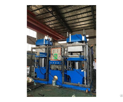 Vacuum Eva Foaming Machine Rubber Compression Molding