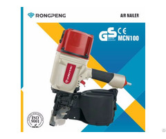 Rongpeng Coil Roofing Nailer Mcn100