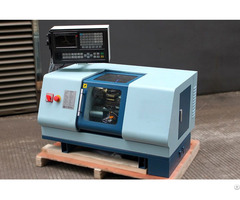 Ck210 Tensile Lathe Sample Preparation Machine