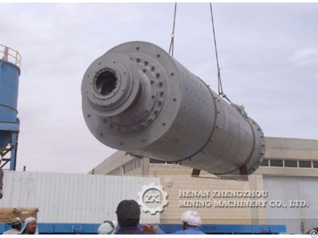 Ball Mill Calcium Carboante