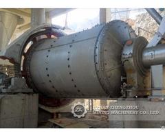 Air Swept Coal Mill