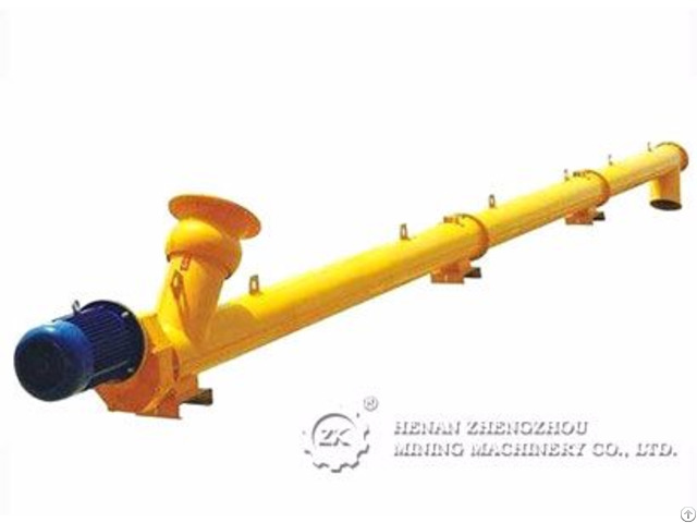 Gls Tube Screw Conveyor