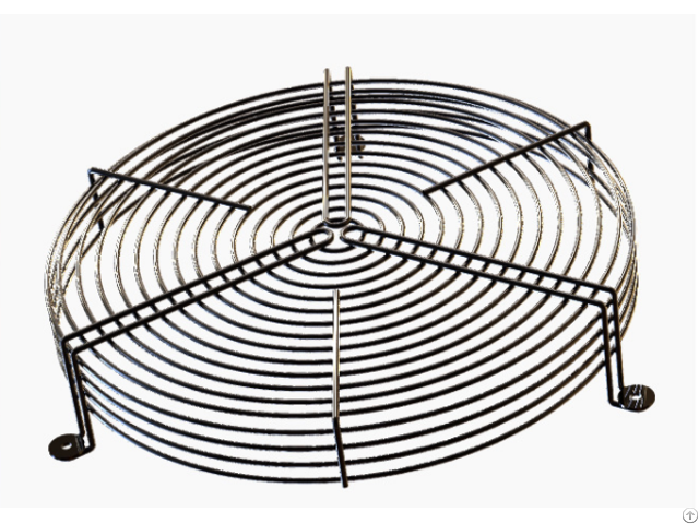 Domestic Industries Fan Guard Grille Cover For Air Conditioner