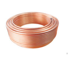 Ac Copper Pipe Tube For Air Conditioner Gas Refregirant