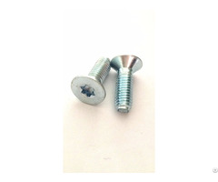 Special Taptite Machine Screws With Countersunk Csk Torx Head