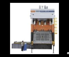Die Spotting Hydraulic Press Machine