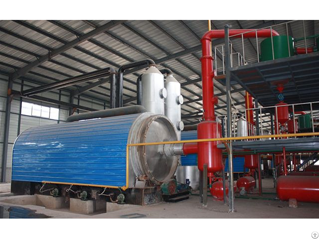 Plastic Pyrolysis Plant