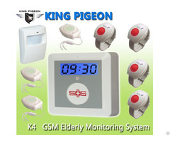 Gsm Elderly Care Alarm