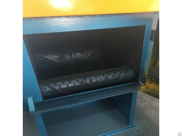 Steel Belt Tumblast Machine Deburring