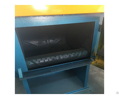 Steel Belt Tumblast Machine Deburring