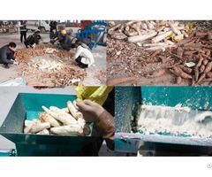 New Model Low Cost Cassava Grating Machine