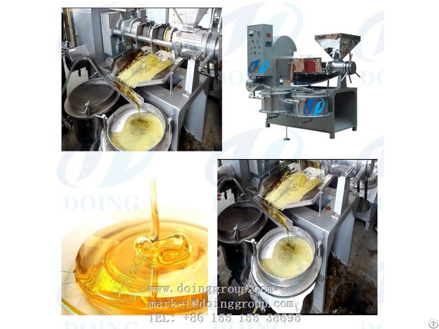 High Quality Low Price Groundnut Oil Press Machine
