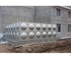 Shandong Rivastaircon Popular Water Tank