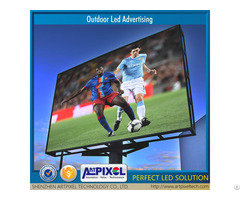 Hd Full Color Video Advertising Function Led Display