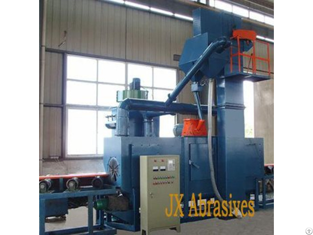 Steel Pipe Shot Blasting Equipment